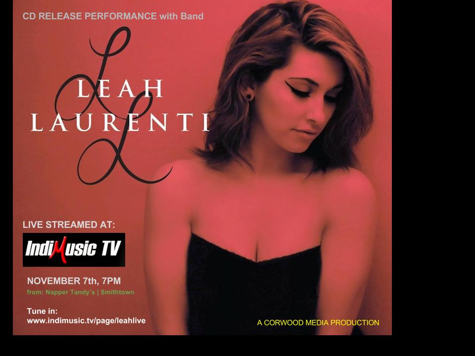 Leah Live ad
